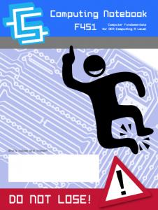 F451 Computing