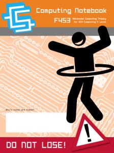 F453 Computing